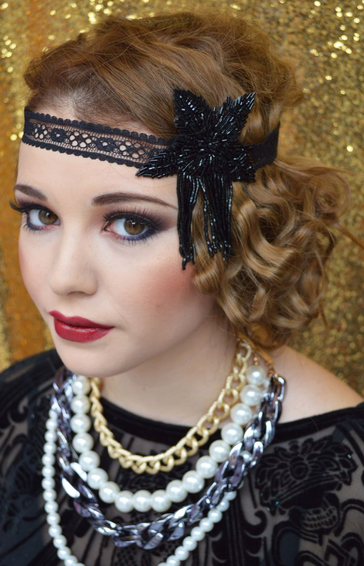25+ Best Ideas About Great Gatsby Hair On Pinterest