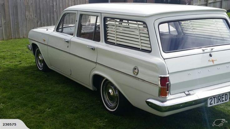 Holden 1964 EH Holden Premier