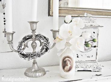12 best images about flaschen und gl ser on pinterest glass bottles shops and deko. Black Bedroom Furniture Sets. Home Design Ideas