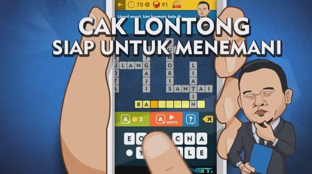 Download Game APK WIB: TTS Cak Lontong Android - Cerita Androids