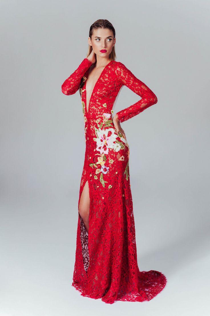 Sevilla Gown