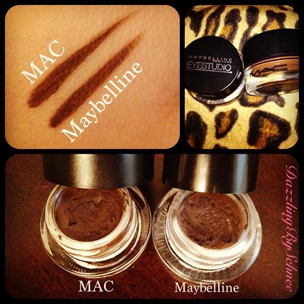how to use mac fluidline brow