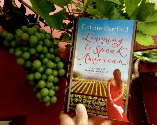 "Novel set in NAPA VALLEY... trauma, wine and house renovation ""Learning To Speak American"" by Colette Dartford http://www.tripfiction.com/novel-set-in-the-napa-valley/"