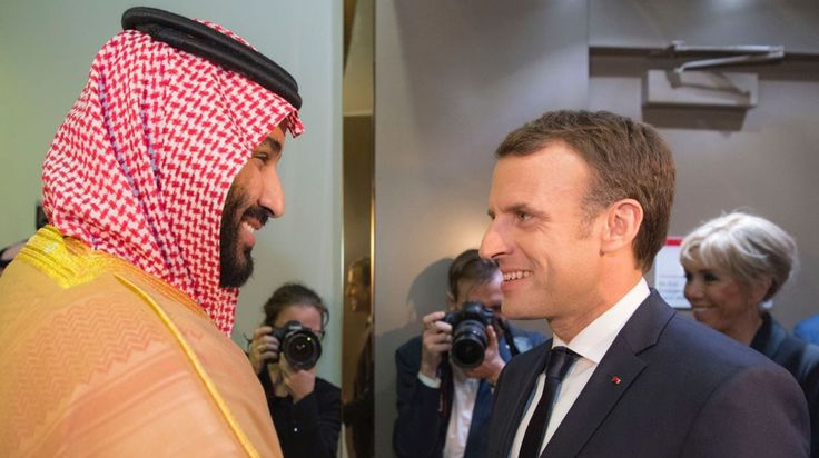 France makes diplomatic push to solve Lebanon crisis https://tmbw.news/france-makes-diplomatic-push-to-solve-lebanon-crisis  French President Emmanuel Macron met Saudi Crown Prince Mohammed bin Salman in Riyadh on November 9 [Bandar Algaloud/Saudi Royal Council/Handout]France is making a diplomatic push to solve the political crisis caused by the snap resignation of Lebanese Prime Minister Saad Hariri earlier this month, as the country's foreign minister is expected to meet Hariri in Riyadh…