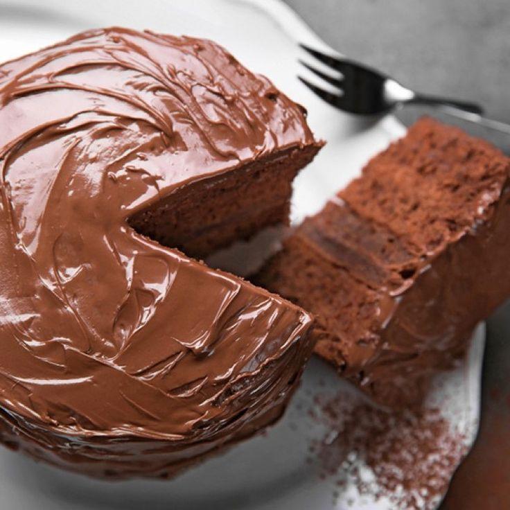كيك الشوكولاتة المخملي مطبخ سيدتي Recipe Chocolate Cake Cake Chocolate
