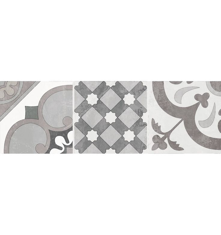 Marockanskt kakel på kakelmonster.se | Dekoration Bulevar Cold 10x30