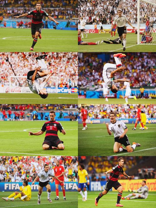 highest goal scorer in world cup