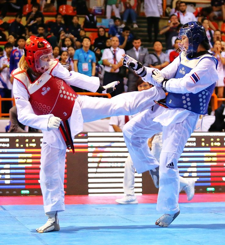 The post Day 4 of Sharm El Sheikh 2017 World Taekwondo Cadet Championships appeared first on World Taekwondo. World Taekwondo