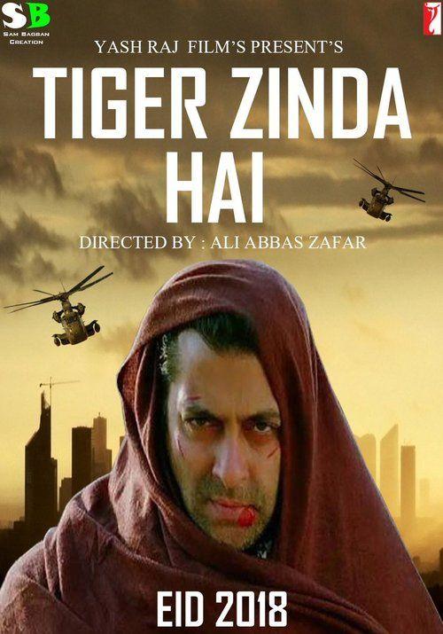 Watch Tiger Zinda Hai 2017 Full Movie Online HD