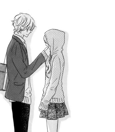 270 best images about manga on pinterest anime couples - Manga couple triste ...