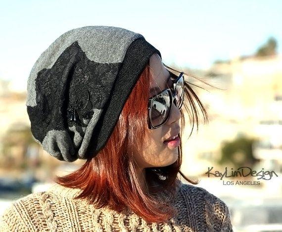 переделка шапки и креативные шарфы своими руками