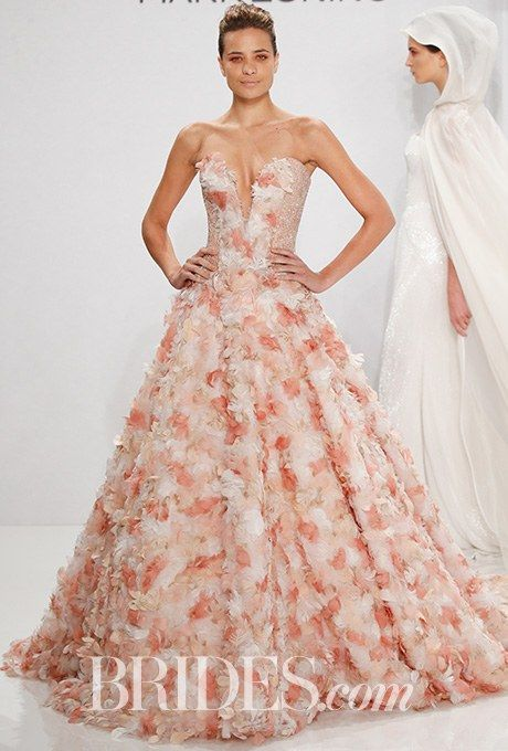 Best Mark Zunino for Kleinfeld Wedding Dresses Fall Bridal Fashion Week Brides