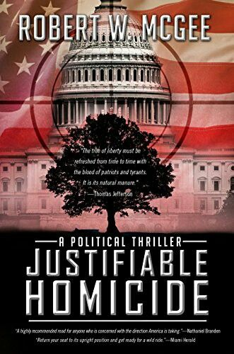 """#129. """"Justifiable Homicide""""  ***  Robert W. McGee  (2014)"""