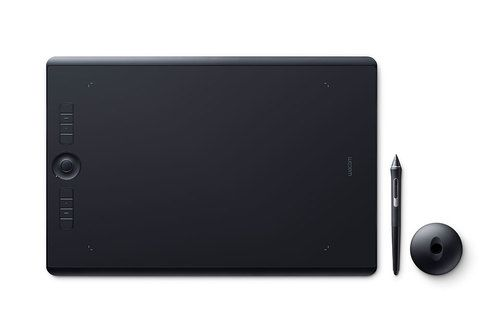 Intuos Pro Pen & Touch Tablet Medium