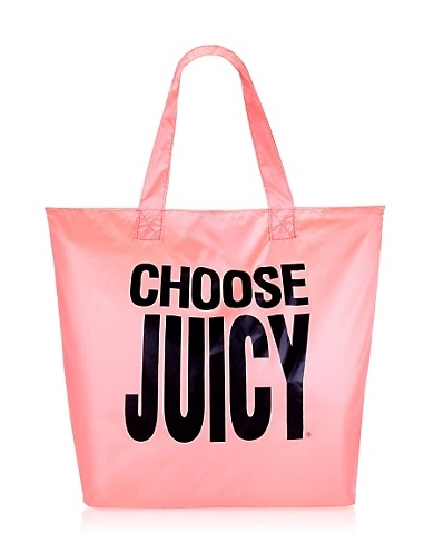 Fold Up Tote Tote Reusable Tote Bags Juicy Couture