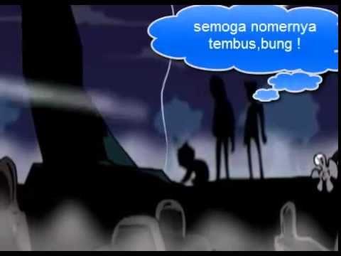 Video Kartun Lucu Big Buck Bunny http://www.youtube.com/watch?v=qPne3F010BE&feature=youtu.be