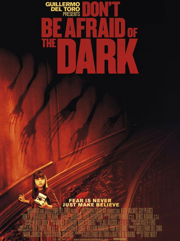 Don't be afraid by the dark - Troy Nixey (2011)