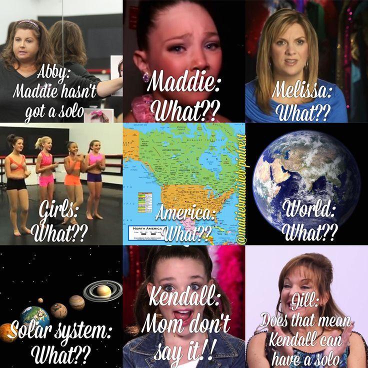 Dance Moms on Pinterest | Dance Moms Confessions, Maddie Ziegler ...