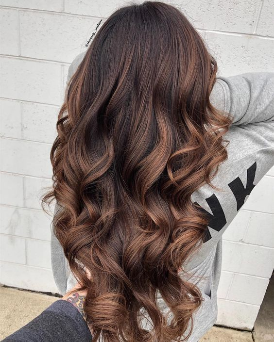 40+ HOT BROWN HAIR COLOR IDEAS 2019