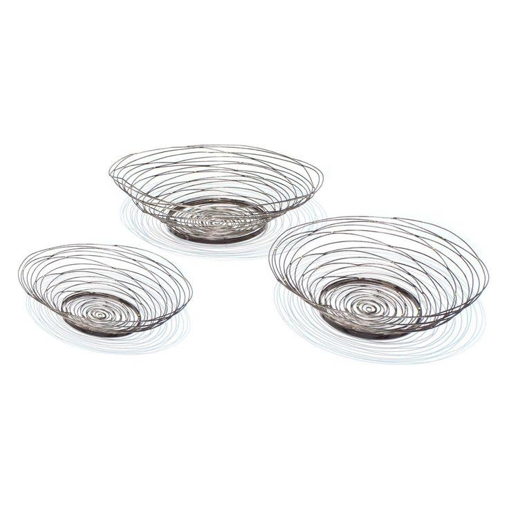 Gild Design Home Tamia Decorative Bowls - Set of 3 - 07-00784