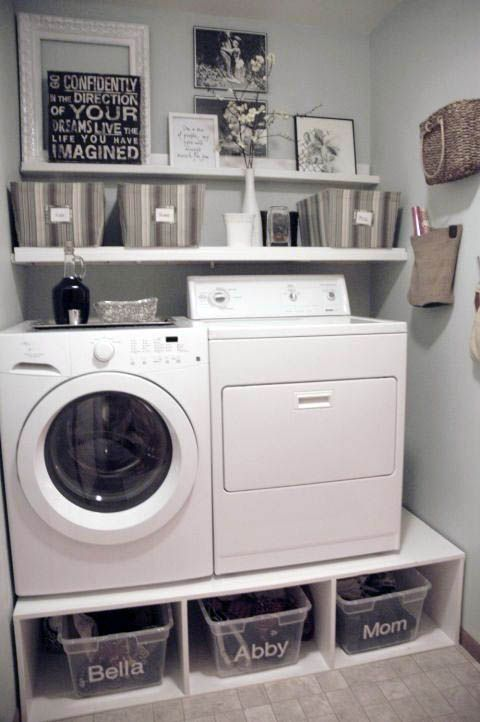 7 delightful laundry room ideas to get you inspired and organized rh pinterest com
