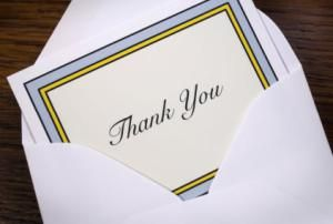Sample Thank You Notes and Email Messages: Employee Thank You Note Samples
