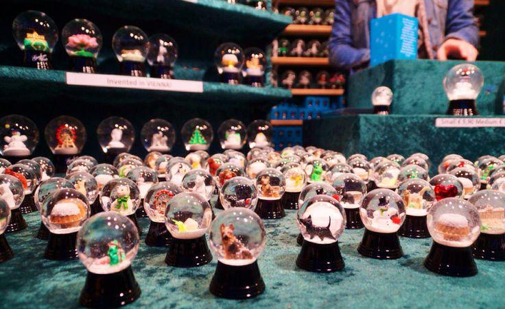 Viennese Snow globes