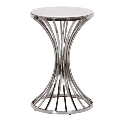 """""""Marble"""" Top Plant Table  £199.00"""