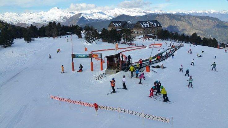 Mesa Estratégica para dinamizar la estaciones de esquí y montaña catalanas.