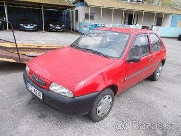 Prodám Ford Fiesta r. v. 1996 najeto