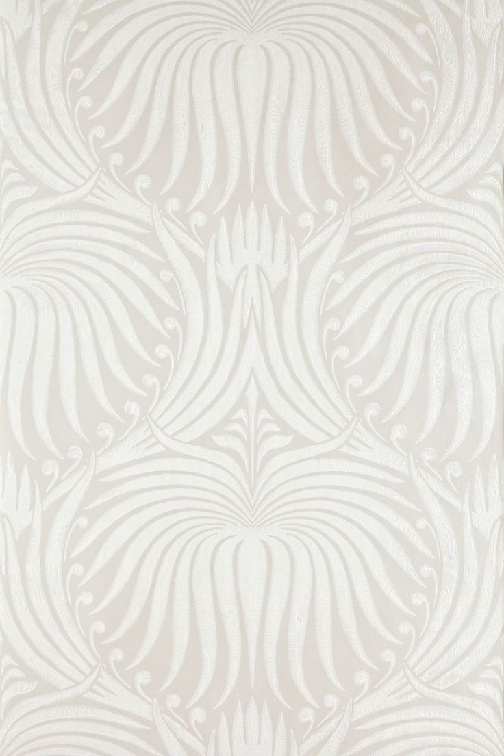 Cole Son Malabar Wallpaper Wallpapers White On White And Sons