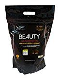 VIP Natural Nutrition Beauty Protein Drink Mix Vanilla 5 Pound 50 Servings formulated for Women