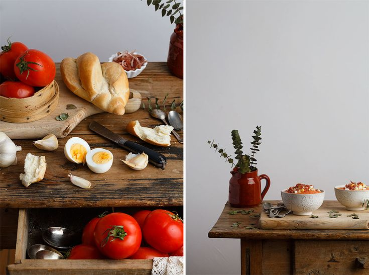 Auténtica receta de salmorejo cordobés