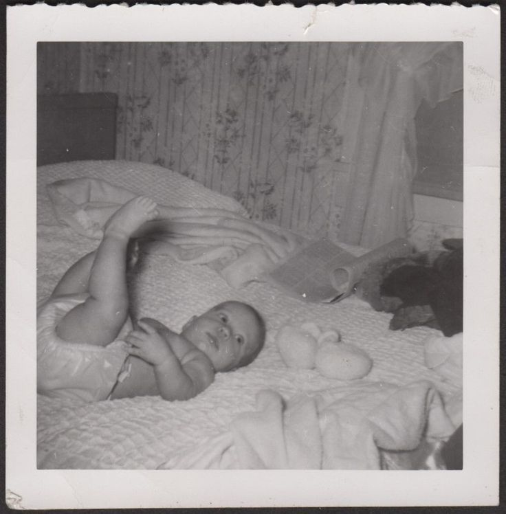 Vintage Plastic Baby 106