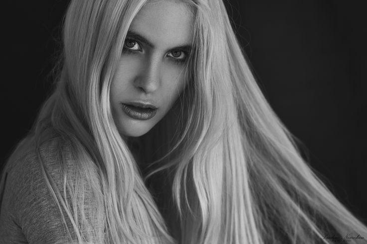 Photographer: Pauline Niarchou Model: Mina Tzana, Ace Models-Greece #mywork #portrait #portraiture #testshoot #model #photography #blackanswhite