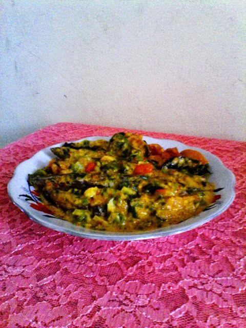 Resep Mangut Tongkol Resep Masakan Resep Masakan