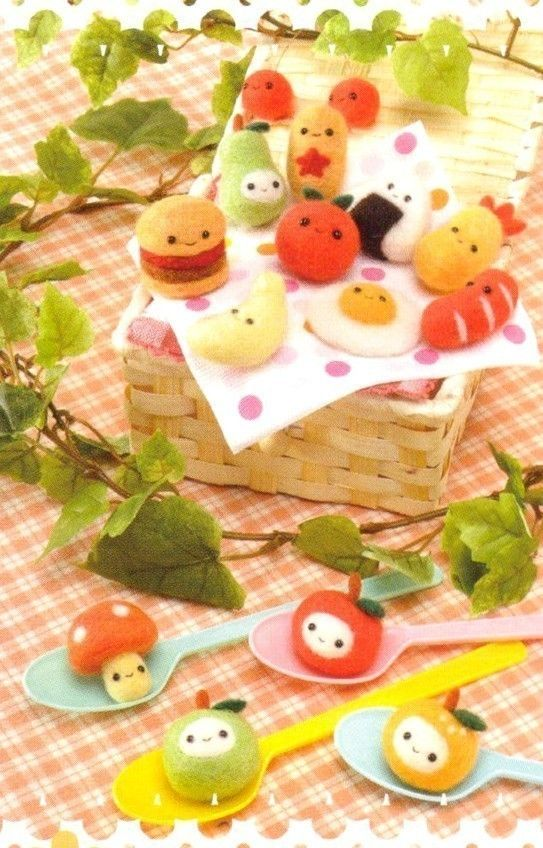 【Chiku Chiku】Master Collection Chiku Chiku 01 -《Felt Wool Doll Step-by-Step》- Japanese craft book