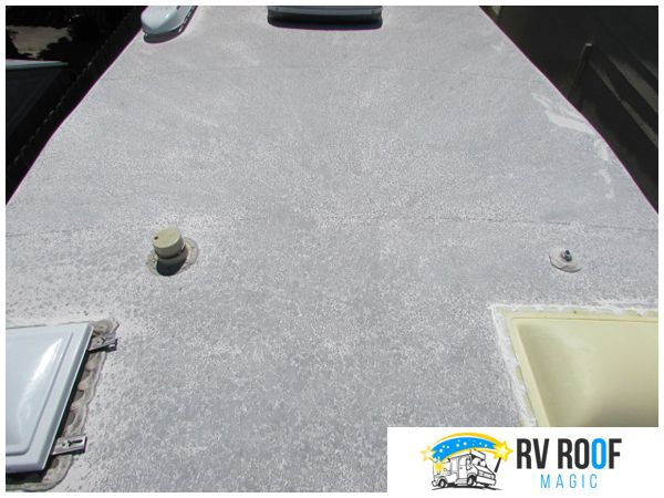 Is Roof Magic Made With Any Silicone Product In It Roof Roof Coatings Rv