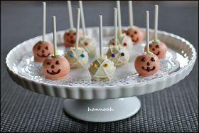 「【ハロウィン】パンプキン ケーキポップ」hannoah   お菓子・パンのレシピや作り方【corecle*コレクル】