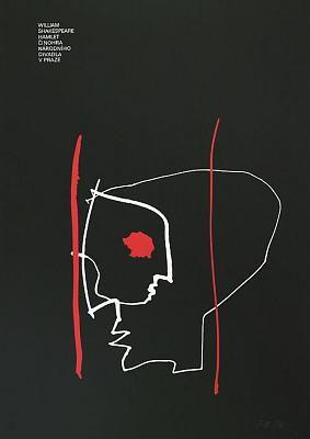1982, Hamlet / National Theatre Prague