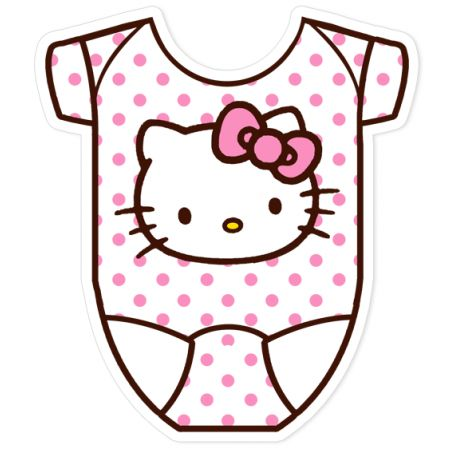 baby hello kitty clip art boy girl baby shower pinterest clip art girls and shower. Black Bedroom Furniture Sets. Home Design Ideas