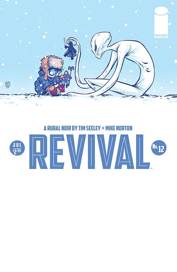 Revival #12 by Skottie Young *