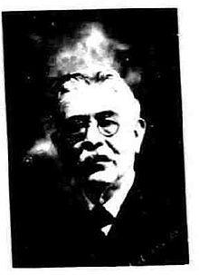 An older Patrick J. Kennedy on June 11, 1923