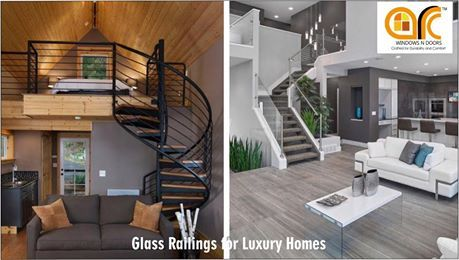 With our vast industry experience, we have established ourselves as the prominent manufacturer and supplier of Glass Balcony Railing for all type of projects. #glassrailings #ssrailings #aluminiumrailings