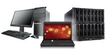 Strona poświęcona produktom firmy AMD.