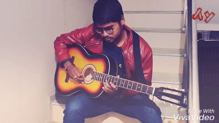 Ae Dil Hai Mushkil Guitar tune   Cover by Ay