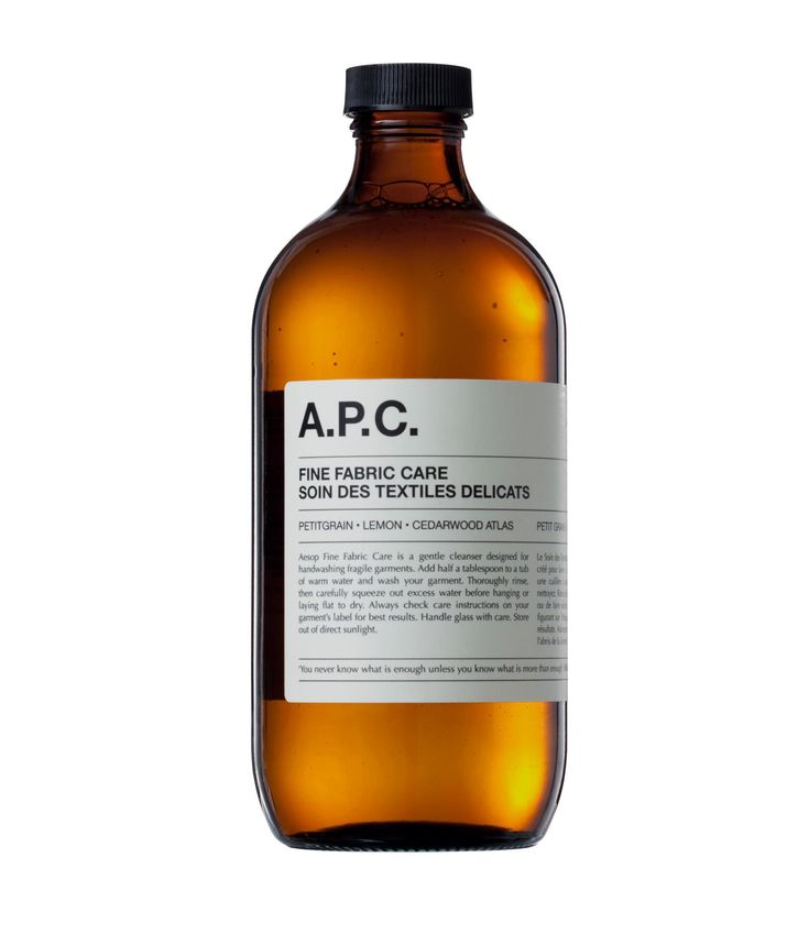A.P.C. Packaging