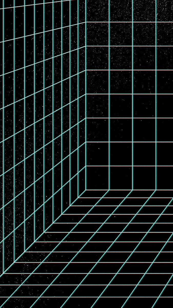 3d Wireframe Grid Room Background Free Image By Rawpixel Com Aew Grid Wallpaper Background Free Illustrations