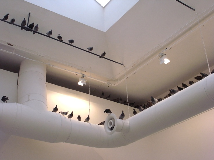 maurizio cattelan at venice art biennale 2011 - the others