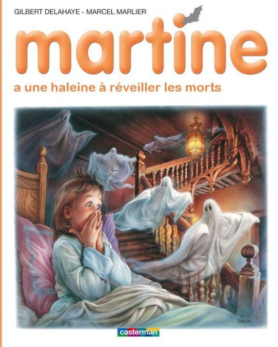 Martine a une haleine à réveiller les morts
